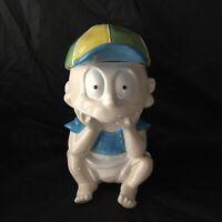 Vintage Rugrats Cookie Jar Nickelodeon Tommy Pickles 1996 Viacom Dolomite Klasky