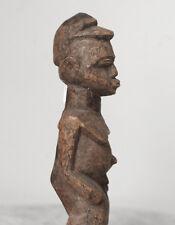 Antique LOBI Colon figure, Burkina Faso, ex gallery collection