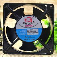 1PC New for Minquan MQ12038HBL2/HSL2 220V fan Axial fan industrial chassis fan