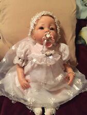Reborn Baby Doll Blonde Baby Girl 21'