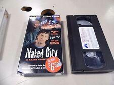 The Naked City: A Killer Christmas VHS The Soho Slayer Serial Killer Scott Glenn