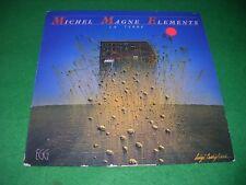 la terre michel magne elements LP 1978 EGG 90.187