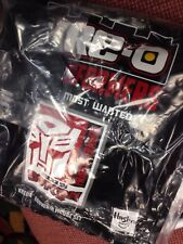 Transformers Botcon 2015 Kre-o Kreo Kreon Cybertrons Most Wanted Souvenir Set