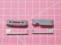 Custom 1/64 Scale Hot Wheels Subaru Impreza 22B Body Kit