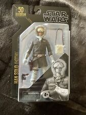 """Star Wars The Black Series Archive Han Solo (Hoth) 6"""" Figure IN HAND SEALED!!!"""