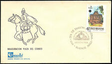 Argentina 1983 World Communications Year FDC First Day Cover #C43358