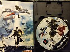 Soul Calibur III (Sony PlayStation 2, 2005)