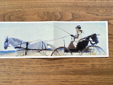 "Vintage Norman Rockwell Greeting Card ""Aunt Ella"" 1984 Ephemera"