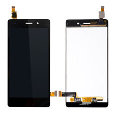 Pour HUAWEI P 8 Lite 2015 écran Tactile LCD Digitizer Assemblée Cadre Noir ALE-L21