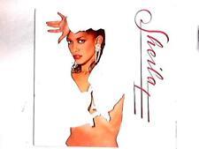 Sheila E LP (Sheila E. - 1987) WX 63 (ID:15357)