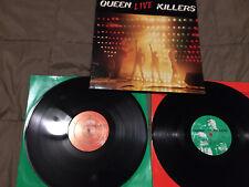 Queen Live Killers Original Record