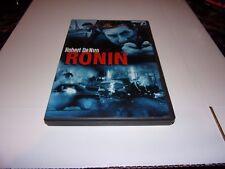 Ronin (DVD, 1998) Widescreen And Full Screen / Robert Deniro