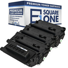 eSquareOne Compatible Toner Cartridge Replacement for HP 81A CF281A Black 3-Pack