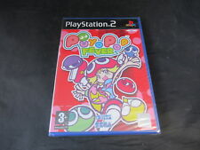 Sony Playstation 2 PS2 Game Puyo Pop Fever Brand New Factory Sealed