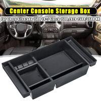Center Console Storage Box For Chevy Silverado 1500 2019+ Sierra 1500 2020