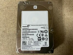 """10 x Seagate 900GB SAS 12Gbps 10K 128MB 2.5"""" HDD ST900MM0018 A5"""