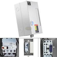 WEG 2 HP Three Phase Magnetic Starter Electric Motor Control NEMA 1 230V