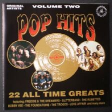 CD-Pop Hits, 22 All Time Greats