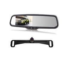 4.3″ LCD OEM Car Rear View Mirror Monitor + 480TVL Reverse Parking Backup Camera