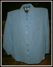 Womens LS Button Down Shirt from Avenue, Size 18/20 ~ Dressy Style