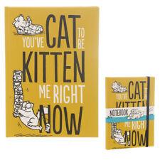 simons cat notebook, cat notebook