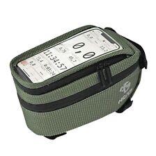 NC-17 Connect Smartphone Tasche für Oberrohr grün