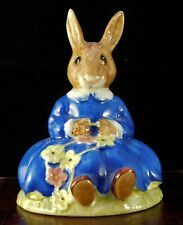 "Royal Doulton Bunnykins Figurine - ""Daisie Bunnnykins"" - Db7"