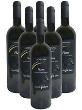 VINO BIANCO Fiano campania IGP x 6 bottiglie 0.75ml