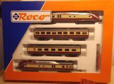 Roco H0 43011 ( 04183A ) TEE Dieseltriebzug VT 11.5 Helvetia (BR 601) in OVP