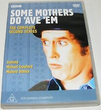 SOME MOTHERS DO AVE EM : Complete Series 2--- (Dvd)