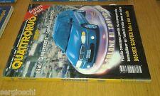 QUATTRORUOTE # 487 - MAGGIO 1996 - FIAT 500-DOSSIER SCOOTER - OTTIMO