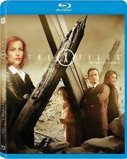 X-Files: The Complete Season 9 - 6 DISC SET (2015, REGION A Blu-ray New)