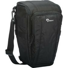 Lowepro Toploader Zoom 55 AW II Bag, Camera Case for DSLR & Lens, Black #LP36704