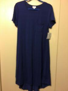 Lularoe Carly dress size Medium New With Tags