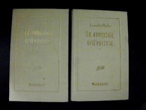 Lancelot Hogben LA CONQUISTA DELL'ENERGIA / 2 volumi/ 1°edizione Mondadori 1954