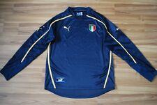 ITALY ITALIA 2003-2004 BUFFON ERA GOALKEEPER FOOTBALL SHIRT JERSEY MAGLIA LARGE