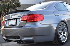 BMW E92 M3 Alerón Fibra De Carbono Real competencia estilo 3 Serie M Performance