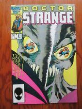 Doctor Strange 81  Final Issue