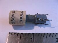 230V187B01 Coil Adjustable Ferrite Core 3.5mH Variable - NOS Qty 1