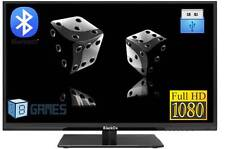 "BlackOx 24LE201 24"" Bluetooth Full HD LED TV -3 Yrs Wty -USB Media-Games,"