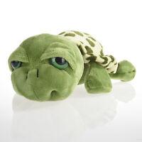 große Augen Grüne Schildkröten Schildkröte Tierbaby Plüsch Spielzeug Tool