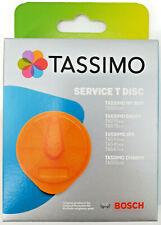 Bosch Tassimo 17001491 Orange Service T Disc Reiniger Reinigung Entkalkung