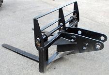 Pallet Forks Tines for Excavator / Digger 4 - 5 Ton Tonne Floating Type
