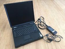 Vintage Dell Inspiron 7500 Computer Laptop CD & FLOPPY W/ Charger