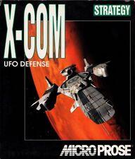 X-COM UFO DEFENSE PC GAME +1Clk Windows 10 8 7 Vista XP Install