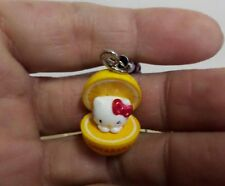 Hello Kitty Cosplay Lemon Cell Phone Charm Mascot