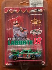 #18 Interstate Batteries Muppets Show Pepe 2002 Pontiac Grand Prix Action NIB