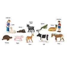 PETTING ZOO Animals Toob # 683704 ~ FREE SHIP/USA  w/$25+ Safari, Ltd. Products