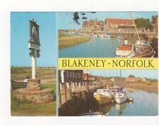 Blakeney Norfolk 1994 Postcard 425a