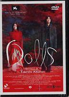 Takeshi Kitano: DOLLS. Edición para diarios.